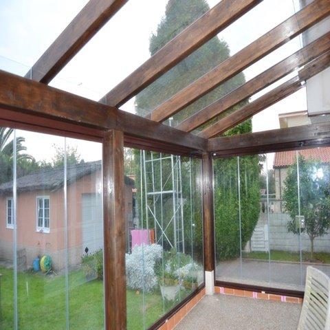 Felsoglass cortinas de cristal - Porches de madera y cristal ...